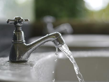 A draft report says that Irish Water should continue its 'first-fix free' scheme (Stock photo)