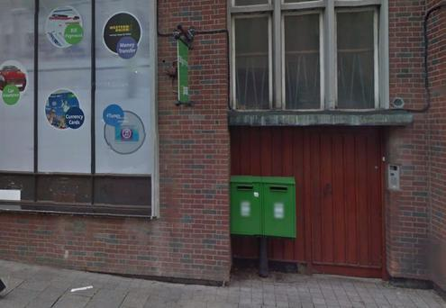 The post office on West St, Drogheda Photo: Google maps