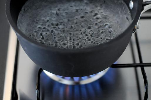 Boil water notices were imposed on 94 private water supplies serving businesses and homes during 2015, affecting more than 5,400 people, due to a risk of e-coli and other dangerous bugs. Photo: Getty Images