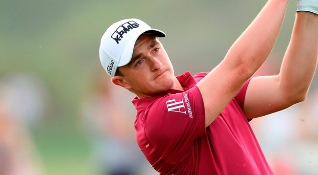Paul Dunne. Photo: David Cannon/Getty Images