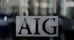 AIG currently writes business in Europe from a single insurance company based in the UK. Photo: AFP