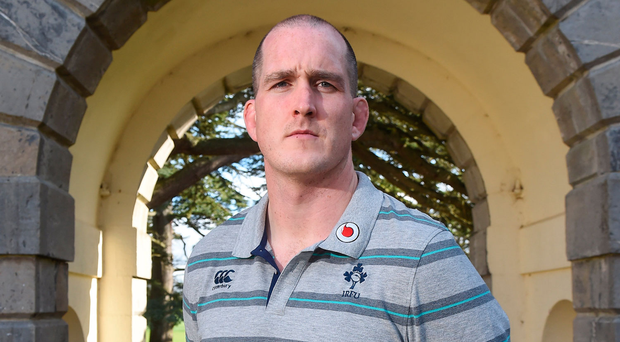 Devin Toner will have to adapt to a different match-day routine for tomorrow's game. Photo: Matt Browne/Sportsfile