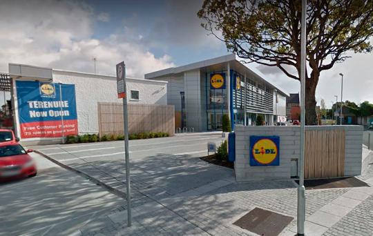 Lidl Terenure. Picture: Google Maps