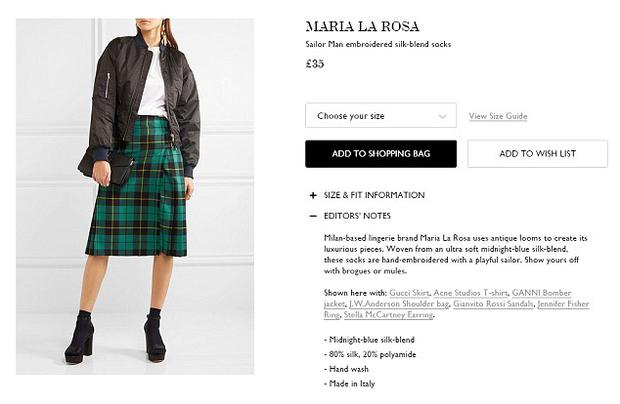 Net-a-Porter's Photoshop distaster has gone viral