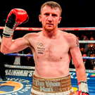 Three-time Olympian Paddy Barnes. Photo: Sportsfile