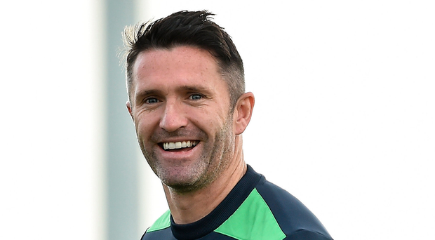 Robbie Keane has been training with Stephen Bradley's Shamrock Rovers. Photo: Sportsfile
