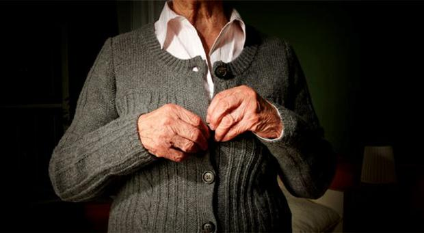 A study found that the effect, known as orthostatic hypotension, upped the chances of developing dementia in old age by 40pc. (Stock picture)