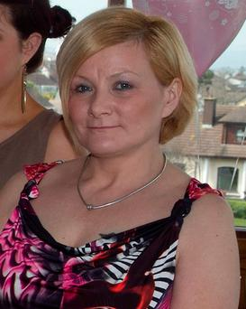Victim: Anne Shortall had told Mr Webster she was pregnant Photo: Michael Kelly