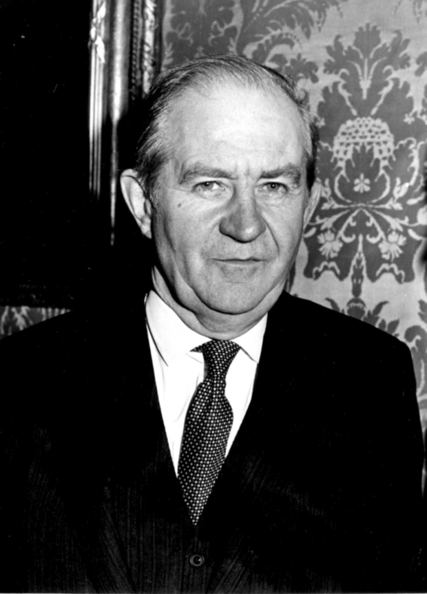 Former AG Patrick Connolly