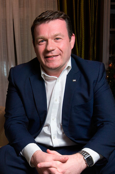 Approach: Tipperary Labour TD Alan Kelly. Photo: INM