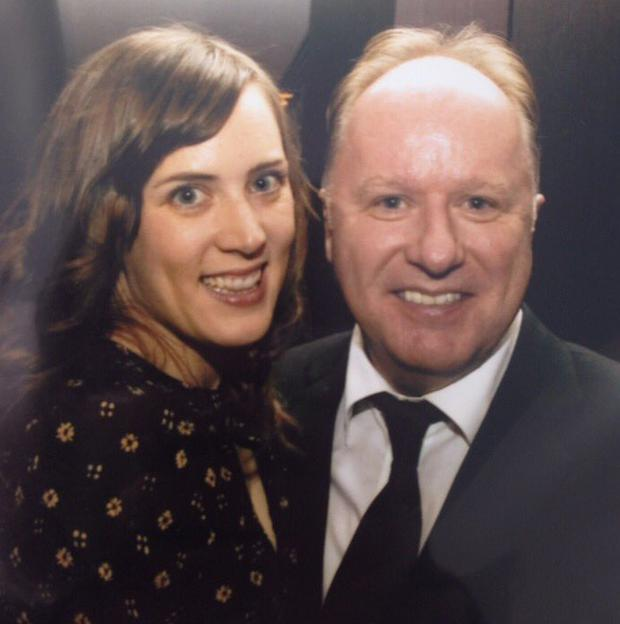 Alison Curtis led tributes to her late friend Tony Fenton on Today FM on Sunday