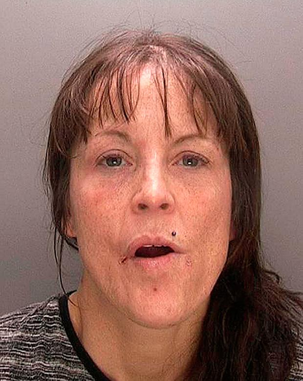 Margaret Johnson- dubbed the Pickpocket Queen of Birmingham. Photo: West Midlands Police/PA Wire