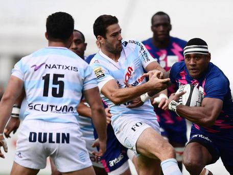 Stade Francais strike over merger