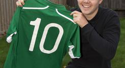 Liam Kelly has been called up to the Ireland squad