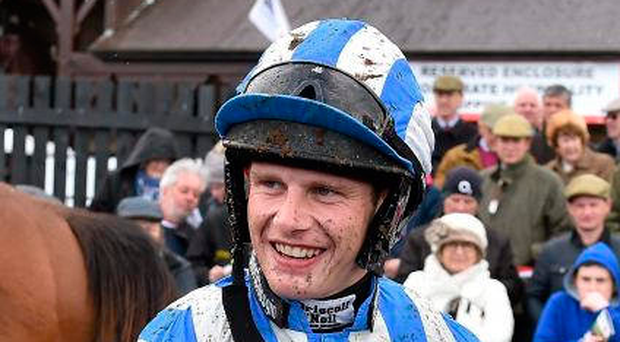 'Vroum Vroum Mag's rider Paul Townend will no doubt fancy his chances' Photo: Sportsfile