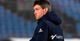 Ronan O'Gara's future in Paris remains unclear. Photo: GETTY