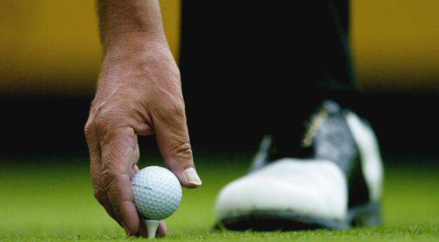 The word 'cheat' is emotive but highlights the actions of golfers who operate in the 'nod and wink' culture of letting their handicap drift to gain an unfair advantage over their competitors. Photo: David Maher / Sportsfile (stock)