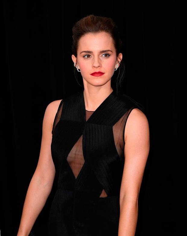 Emma Watson: I've always said, 'forget the engagement ring ...