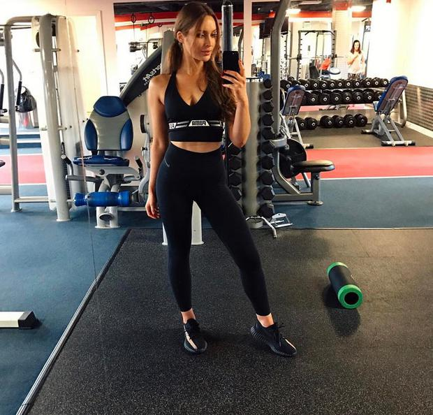 Working Out: Roz Purcell: 'I Don't Want To Sound Excessive, But I Work
