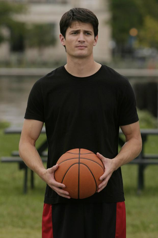 Nathan Scott from One Tree Hill is ageing like a fine wine ...