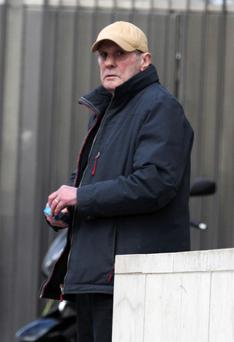 Thomas Knox (64), of Tuscany Downs, Raheny, Dublin was given a three year suspended sentence for assault causing harm to Garda Shane Buckley and to criminal damage in May, 2014. Pic Collins Courts