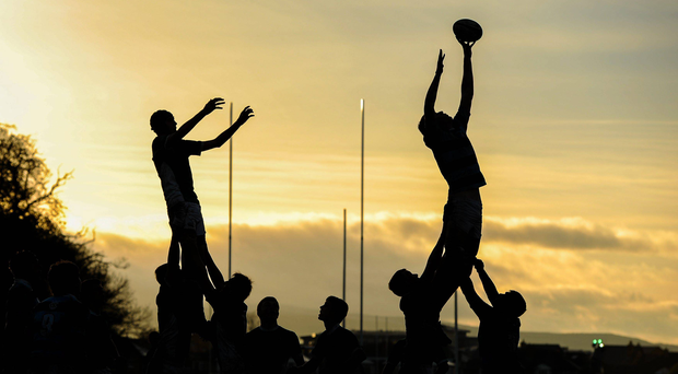 Ross O'Boyle's charges suffered a devastating 19-18 defeat at the hands of a Simon Keller-inspired Garbally College in their only previous final two years ago. Stock photo: Sportsfile