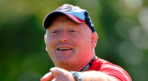 Bernard Jackman. Photo: Sportsfile