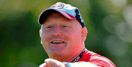 Former Grenoble head coach Bernard Jackman. Photo: Sportsfile