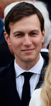 Donald Trump's son-in-law Jared Kushner Photo: REUTERS/Carlos Barria