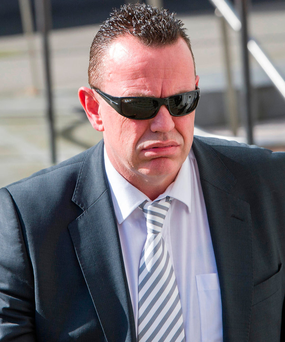 Brian 'Spike' Nolan is taking action at the High Court Photo: Daragh Mc Sweeney/Cork Courts Limited