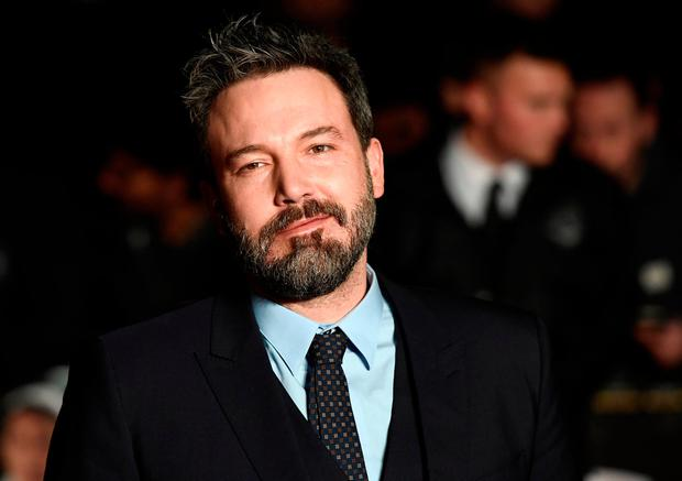 Ben Affleck arrives at the European Premiere of Live by Night at the British Film Institute in London, Britain January 11, 2017. REUTER/Dylan Martinez/File Photo