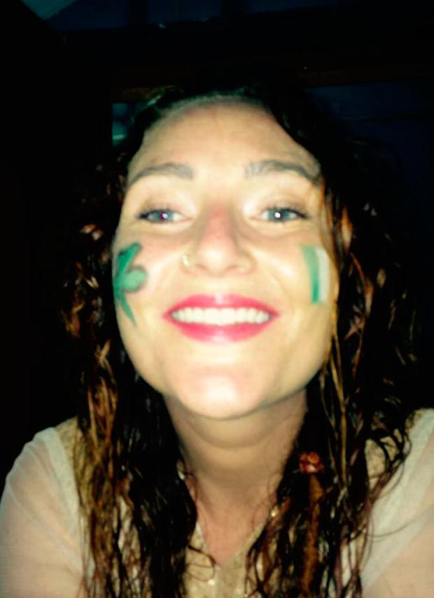 Danielle McLaughlin who was discovered dead in Canacona, a popular tourist area in the south of Goa (Image provided to PA by family)