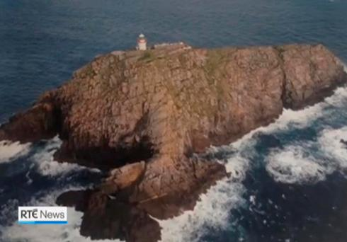 Blackrock Lighthouse. Photo: RTÉ