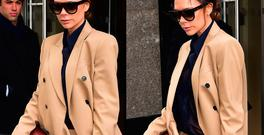 Victoria Beckham in New York City