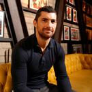 Design and conquer: Rob Kearney in Lemon & Duke bar, Dublin. Photo: Gerry Mooney
