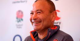 England head coach Eddie Jones. Photo: David Rogers/Getty Images