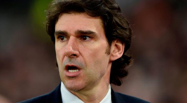 Former Middlesbrough manager Aitor Karanka. Photo: Hannah McKay/Reuters