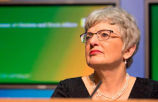 Children's Minister Katherine Zappone. Photo: Gareth Chaney Collins