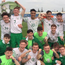 Ireland U17's after win over Slovakia