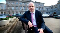 Communications Minister Denis Naughten. Photo: Tom Burke