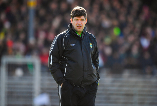 Kerry manager Éamonn Fitzmaurice. Photo by Brendan Moran/Sportsfile