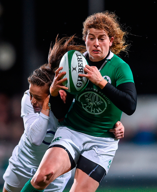 Ireland's Jenny Murphy. Photo by Eóin Noonan/Sportsfile