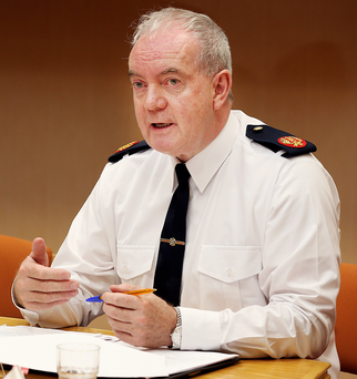 Assistant Commissioner Jack Nolan, who has served in An Garda Síochána for 40 years, has been in charge of policing in the Dublin Metropolitan Region Picture: Steve Humphreys