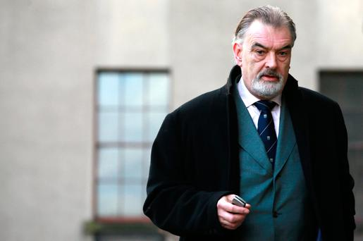 Journalist Ian Bailey Picture: Collins Courts
