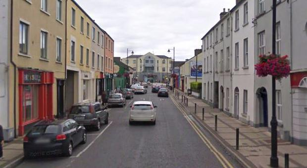 New Street in Longford