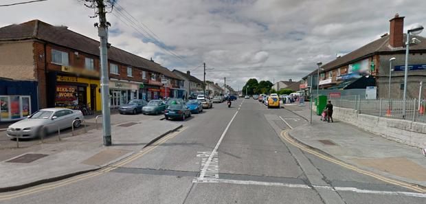 Fitzmaurice Road, Glasnevin. Picture: Google maps