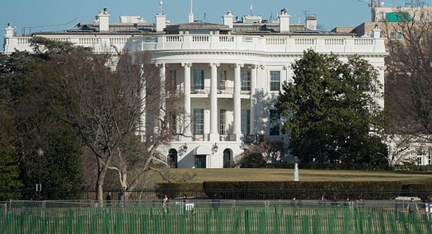 White House (Photo: SAUL LOEB/AFP/Getty Images)