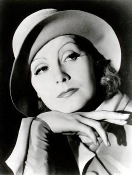 HOLLYWOOD ROYALTY: Greta Garbo stayed at the estate