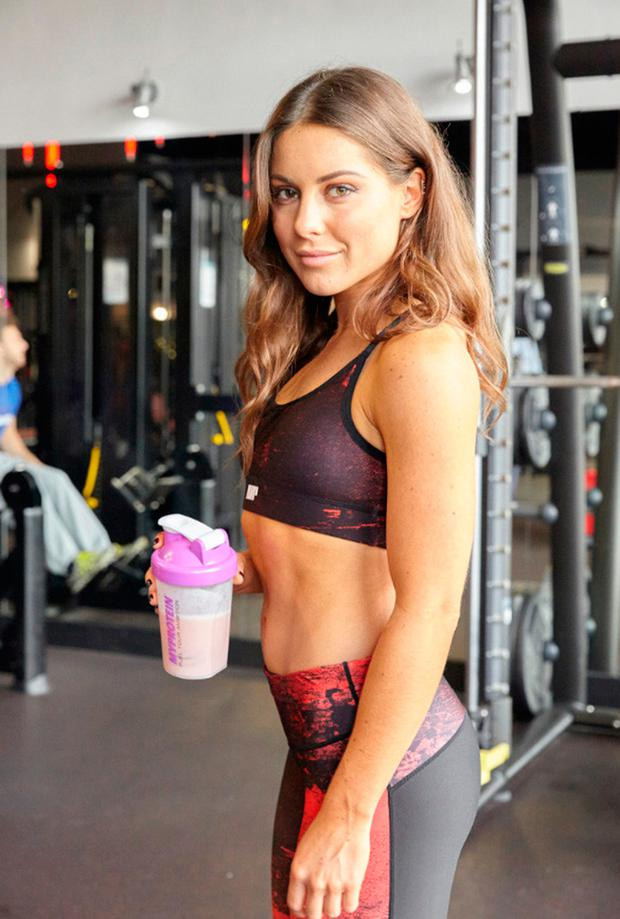 MADE IN CHELSEA: Louise Thompson's workout photos may signal the end of humanity