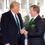 Enda Kenny's speech in the US avoided insulting President Donald Trump - but delivered clear messages about immigration and the European Union Photo: Marty Katz / washingtonphotographer.com